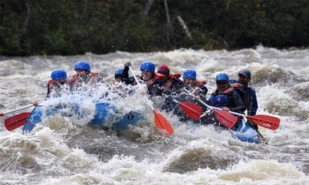 Dead River High-Water Release Trip for One or Two from Magic Falls Rafting Company (Up to 57% Off)