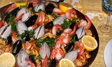 Spanish and Italian Food at Maximo's Spanish & Italian Bistro (Up to 53% Off). Five Options Available.