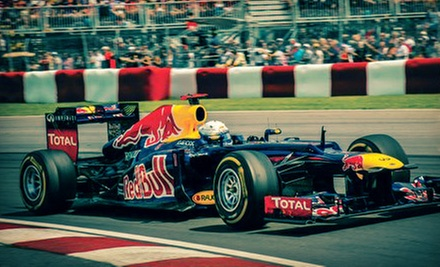 $199 for a Three-Day Pass to Grand Prix du Canada 2013 on June 7–9 at Circuit Gilles-Villeneuve ($267.50 Value)
