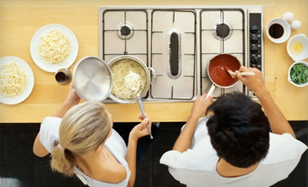 Healthful Cooking Class with Six-Course Meal for One or Two from Trinity Health (Up to 61% Off)