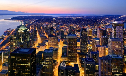 $14 for Sky View Observatory Visit for Two ($25 Value)