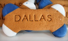 $15 for $30 Worth of Dog Treats, Food, and Toys at Woof Gang Bakery &amp; Grooming