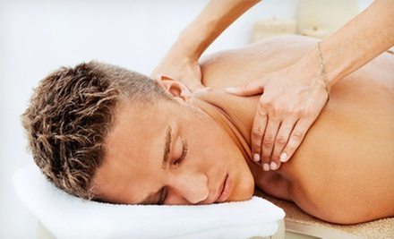 60- or 90-Minute Swedish and Deep-Tissue Massage at Sweeping Solace Massage Therapy in Mansfield (Up to 54% Off)
