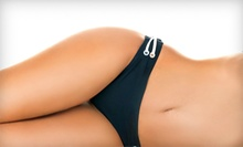 One or Three Brazilian Waxes at Esthetics by Fay (Up to 57% Off)