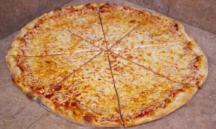 One or Two Groupons, Each Good for $20 Worth of New York-Style Pizza at Cozzolino's (40% Off)
