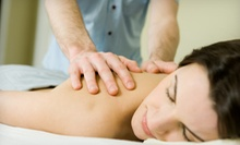 One or Three 60-Minute Massages at Craigs Therapy at Forest Fitness (Up to 56% Off)