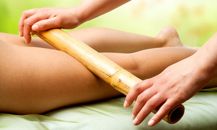 Up to 68% Off Heated Bamboo Massage at Lisa Davis @ Murfreesboro Massage Therapy