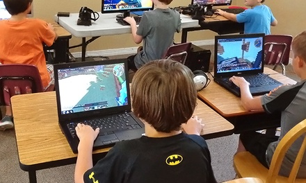 $279 for a One-Month Afterschool STEM Program at Kids Robotech Club ($500 Value)