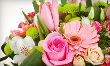 $20 for $40 Worth of Floral Arrangements at Plant Peddler Flower Shoppe, Inc.