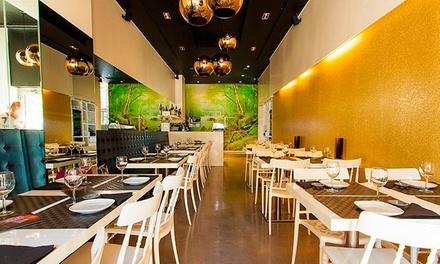 Edo Sushi — Alameda dos Oceanos: gin tónico e temaki para duas ou quatro pessoas desde 14,90€