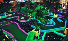 Jungle Gym, Bouncer, and Mini Golf for One or Two at Safari Sam's (Up to 53% Off)