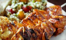 Dinner for Two or Four at Qariah Lebanese Restaurant and Lounge (Half Off)
