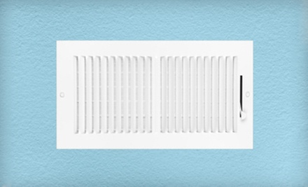 $49 for a Full Vent-Cleaning Package for Up to Eight Vents, One Main and Return from Absolute Clean (Up to $441 Value)