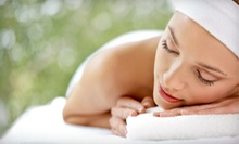 Aromatherapy Facial, Reiki Massage with Reflexology on the Hands and Feet, or Both at Salon Lux (Up to 60% Off)