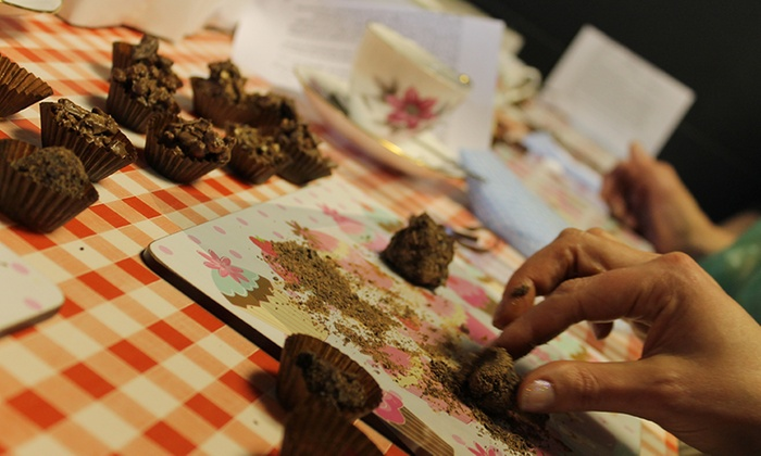 Let's Party - Bury: Chocolate Making Workshop for Up to Six at Let's Party (Up to 43% Off)