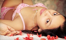 Boudoir Photo Shoot for One with Print, or Pin-Up Party for Up to Eight at Midnight Magic Studios (Up to 67% Off)