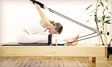 5 or 10 Pilates Equipment Classes at Hunt Pilates (Up to 64% Off)