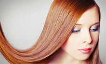 Brazilian Blowout with Optional Haircut and Style at Co. Capelli Salon &amp; Spa (Up to 67% Off)