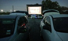 Outdoor Movie and Popcorn for Two or Double Feature for Two or Four at Blue Starlite Mini Urban Drive-In (Up to 58% Off)