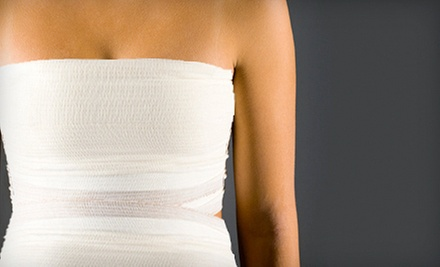 $47 for Choice of Cranberry, Grape, Clay, or Chocolate Body Wrap at Pink Lime Salon &amp; Spa ($95 Value)