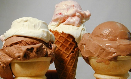 Punch Cards for 5 or 10 Frozen Custard Cones at Fenik's Frozen Custard in Avon Lake (50% Off)
