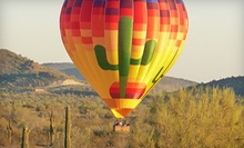 Hot Air Balloon Ride for One, Two, or Four People from Hot Air Expeditions (Up to 54% Off)
