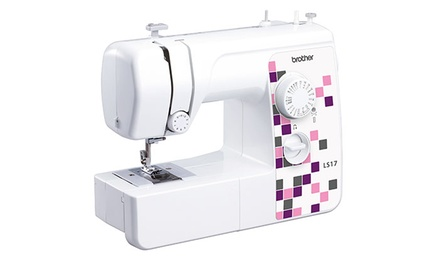 Brother 38-Function Sewing Machine Plus Three-Year Warranty for £89 (48% Off) With Free Delivery