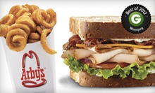 $5 for $10 Worth of Roast-Beef Sandwiches, Curly Fries, and Drinks at Arby's