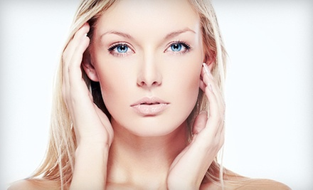 Two Facials or Three or Five Microcurrent Sessions with Facial or Microdermabrasion at Reiki Facials (Up to 80% Off)