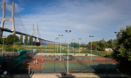 Escola de Ténis Jaime Caldeira —  Parque das Nações: 8 ou 16 aulas de ténis em grupo desde 24,90€