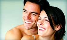 Dental Care and Whitening Packages at Empire Dental Services (Up to 84% Off). Three Options Available.