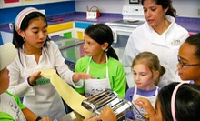 $25 for $40 or $40 for $80 Toward Hands-On Cooking for Kids and Teens at Young Chefs Academy Frisco (Up to Half Off)