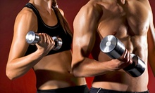 Four or Six Personal-Training Sessions at Control Results (Up to 74% Off)