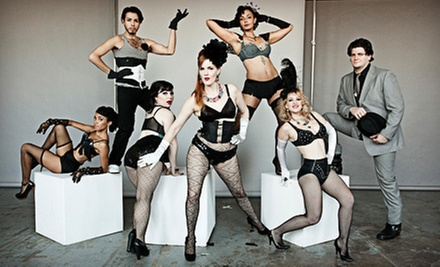 Burlesque Lessons for Two, Four, or Six, or an Eight-Week Burlesque Course for One at Vaudezilla (Up to 57% Off)