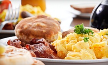 All-You-Can-Eat Sunday Brunch with Champagne or Beer for Two or Four at Tap House (Up to 55% Off)