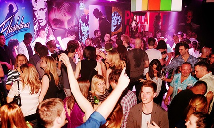 Friday- or Saturday-Night Entry for Two, Four, or Six to Culture Club (Up to 54% Off)