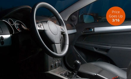 Interior and Exterior Detail for One Vehicle from Emerald City Detailing & Auto Spa (72% Off)