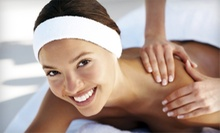 60-Minute Swedish Massage with Options for Organic Seaweed Facial and Mani-Pedi at Vada Spa (Up to 57% Off)