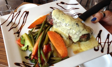 Up to 40% Off Bistro Fare at Moose and Pepper Bistro