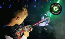 Laser-Tag Game Packs at Lasertag of Carmichael (Up to 60% Off). Three Options Available.