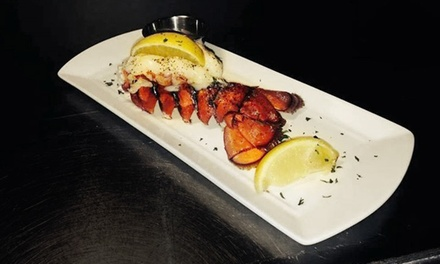 $11 for $20 Worth of Small Plates at MGLounge