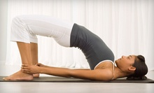 5 or 10 Drop-In Yoga Classes at Prana Fitness (Up to 81% Off)