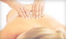 One or Three 60-Minute Deep-Tissue Massages at The Center for Neuromuscular Therapy (Up to 63% Off)