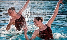 $50 for a Six-Week Synchronized-Swimming Camp at South West Aquatic Sports ($100 Value)