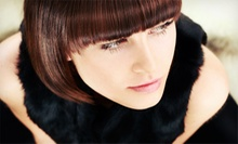 Haircut Package with Style and Optional Partial or Full Highlights at Impulse Salon (Up to 74% Off)