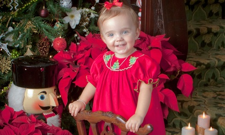 $149 for Holiday Photo Shoot with Three Retouched Images at Steve Schroeder Photography ($375 Value)