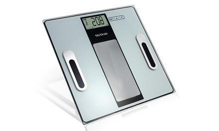 Balança digital MX Onda com controlo de calorias, massa muscular e óssea por 24,90€
