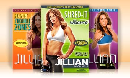 Jillian Michaels Workout DVDs