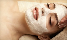 $49 for a Mimosa Massage and Champagne Facial from Keina Quinn at Body Sense Wellness Center ($125 Value)