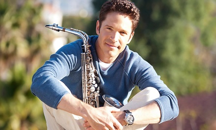 Dave Koz at Schermerhorn Symphony Center on Friday, March 6, at 8 p.m. (Up to 47% Off)